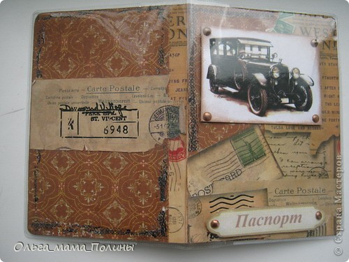 Обложки на паспорт  фото 7