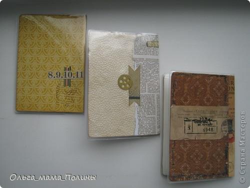Обложки на паспорт  фото 8