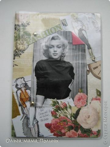 Обложки на паспорт  фото 11