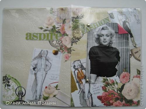 Обложки на паспорт  фото 12