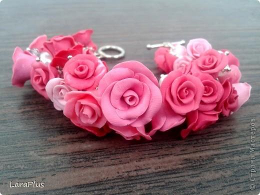 серьги цветочные шары фото 4