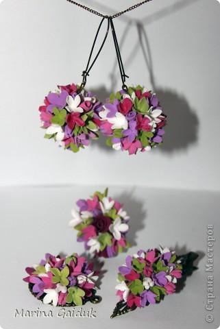 """Набор """"Цветочный микс"""" фото 1"""