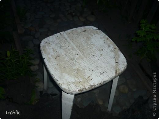 Дачный стульчик фото 2
