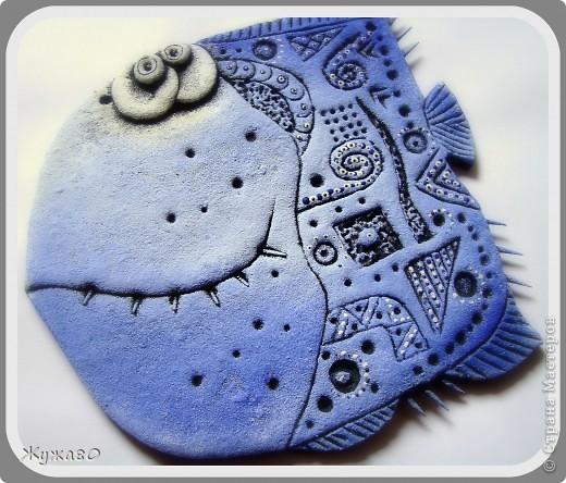 Синюха голубая фото 1