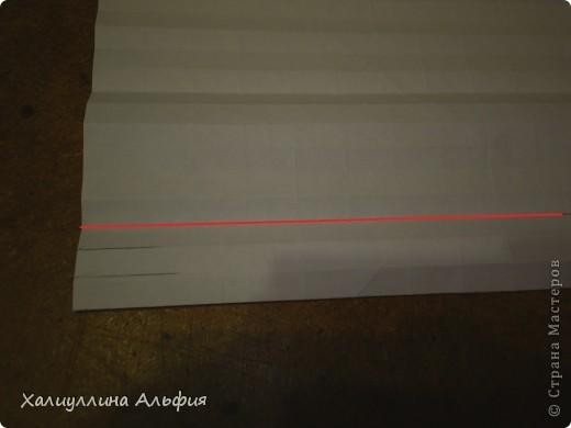 Совсем случайно наткнулась в интернете на мастера оригами Томохиро Тачи. Как оказалось, одной из самых знаменитых его поделок является тыква на Хэллоуин. Делать ее не трудно, но предупреждаю сразу - нужно много терпения, усидчивости и времени) Первая тыква отняла у меня примерно 40 минут. Вторая - 15 мин. Вот ссылка на видеоурок, для кого удобнее будет видео (или мой МК окажется непонятен): http://www.youtube.com/watch?feature=player_embedded&v=Mwq061b3-30#! Вообще, должна сказать, что для тех, кто однажды делал магический шарик из бумаги (он также есть у меня в блоге), складывание тыквы не покажется сложным. Но и для тех, кто будет делать ее впервые, ничего не слышав о магическом шарике, тыква должна поддаться. фото 21
