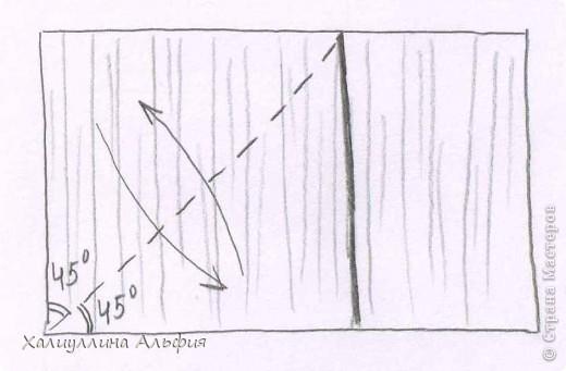 Совсем случайно наткнулась в интернете на мастера оригами Томохиро Тачи. Как оказалось, одной из самых знаменитых его поделок является тыква на Хэллоуин. Делать ее не трудно, но предупреждаю сразу - нужно много терпения, усидчивости и времени) Первая тыква отняла у меня примерно 40 минут. Вторая - 15 мин. Вот ссылка на видеоурок, для кого удобнее будет видео (или мой МК окажется непонятен): http://www.youtube.com/watch?feature=player_embedded&v=Mwq061b3-30#! Вообще, должна сказать, что для тех, кто однажды делал магический шарик из бумаги (он также есть у меня в блоге), складывание тыквы не покажется сложным. Но и для тех, кто будет делать ее впервые, ничего не слышав о магическом шарике, тыква должна поддаться. фото 7
