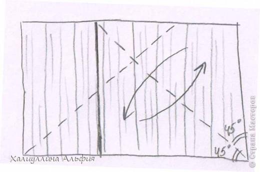 Совсем случайно наткнулась в интернете на мастера оригами Томохиро Тачи. Как оказалось, одной из самых знаменитых его поделок является тыква на Хэллоуин. Делать ее не трудно, но предупреждаю сразу - нужно много терпения, усидчивости и времени) Первая тыква отняла у меня примерно 40 минут. Вторая - 15 мин. Вот ссылка на видеоурок, для кого удобнее будет видео (или мой МК окажется непонятен): http://www.youtube.com/watch?feature=player_embedded&v=Mwq061b3-30#! Вообще, должна сказать, что для тех, кто однажды делал магический шарик из бумаги (он также есть у меня в блоге), складывание тыквы не покажется сложным. Но и для тех, кто будет делать ее впервые, ничего не слышав о магическом шарике, тыква должна поддаться. фото 8
