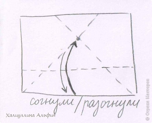 Совсем случайно наткнулась в интернете на мастера оригами Томохиро Тачи. Как оказалось, одной из самых знаменитых его поделок является тыква на Хэллоуин. Делать ее не трудно, но предупреждаю сразу - нужно много терпения, усидчивости и времени) Первая тыква отняла у меня примерно 40 минут. Вторая - 15 мин. Вот ссылка на видеоурок, для кого удобнее будет видео (или мой МК окажется непонятен): http://www.youtube.com/watch?feature=player_embedded&v=Mwq061b3-30#! Вообще, должна сказать, что для тех, кто однажды делал магический шарик из бумаги (он также есть у меня в блоге), складывание тыквы не покажется сложным. Но и для тех, кто будет делать ее впервые, ничего не слышав о магическом шарике, тыква должна поддаться. фото 10