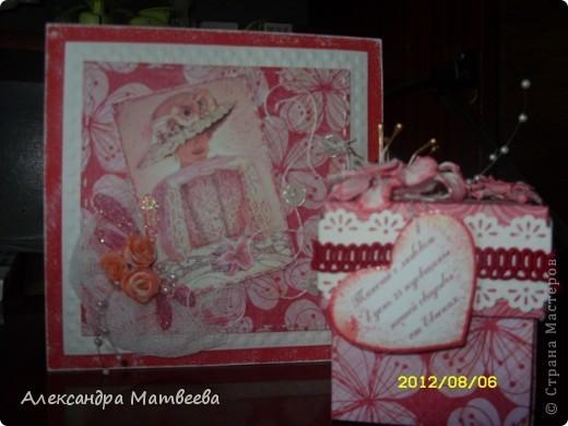 коробочка-сюрприз фото 8