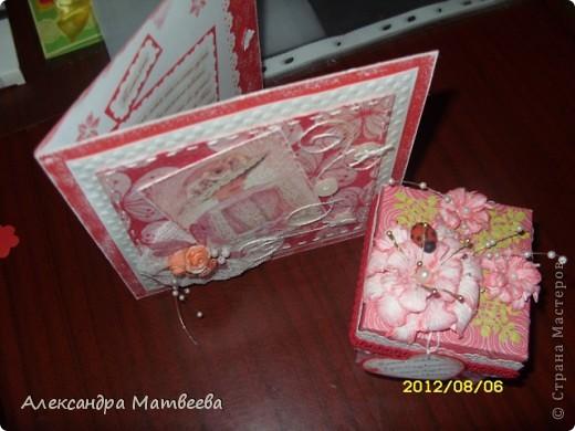 коробочка-сюрприз фото 9