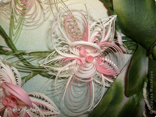 Доброго времени суток, дорогие мастерицы. Сегодня я к вам с орхидеями фото 4