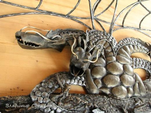 Змеи из металла своими руками 29