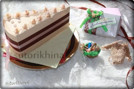 Привет всем!!! Наконец-таки я закончила работу над тортиком!!!! Хочу скорее с вами поделиться!!!! фото 18