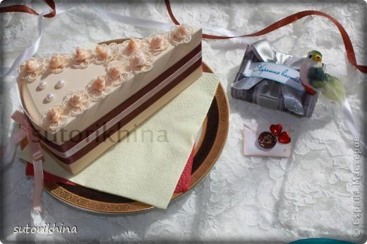 Привет всем!!! Наконец-таки я закончила работу над тортиком!!!! Хочу скорее с вами поделиться!!!! фото 20