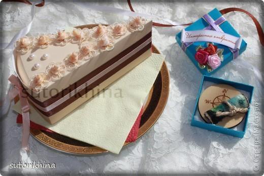 Привет всем!!! Наконец-таки я закончила работу над тортиком!!!! Хочу скорее с вами поделиться!!!! фото 22