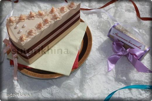 Привет всем!!! Наконец-таки я закончила работу над тортиком!!!! Хочу скорее с вами поделиться!!!! фото 24