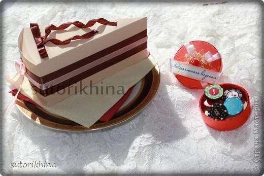Привет всем!!! Наконец-таки я закончила работу над тортиком!!!! Хочу скорее с вами поделиться!!!! фото 19
