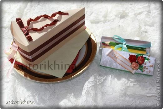 Привет всем!!! Наконец-таки я закончила работу над тортиком!!!! Хочу скорее с вами поделиться!!!! фото 23