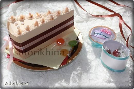 Привет всем!!! Наконец-таки я закончила работу над тортиком!!!! Хочу скорее с вами поделиться!!!! фото 16
