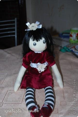 Игрушка Куклы Шитьё ЗДРАВСТВУЙТЕ  Я СИМОННА Ткань фото 4
