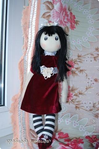 Игрушка Куклы Шитьё ЗДРАВСТВУЙТЕ  Я СИМОННА Ткань фото 3