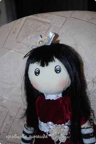 Игрушка Куклы Шитьё ЗДРАВСТВУЙТЕ  Я СИМОННА Ткань фото 7