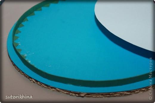 Привет всем!!! Наконец-таки я закончила работу над тортиком!!!! Хочу скорее с вами поделиться!!!! фото 6