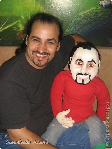 Мой брат забрал куклу свою сегодня,доволен-доволен.Оригинал и копия вместе. фото 6