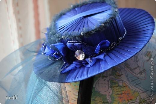 Шляпа лисы алисы мастер класс  #1