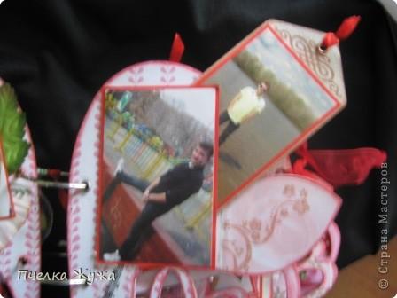 Мне сынок заказал альбом на полугодичный юбилей их чувства с его девушкой. Вот так, увидел заготовку и заказал. Так вроде буднично начинается эта история... (Очень много фотографий!) фото 9