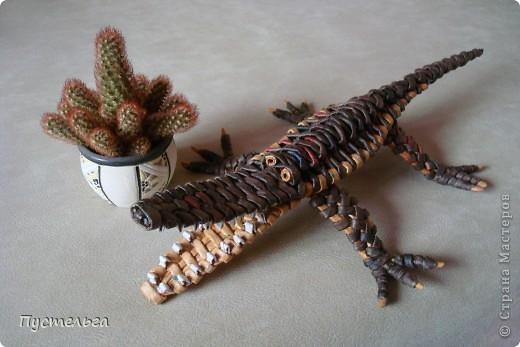 Вот такой крокодил ко мне утром заходил )) фото 26