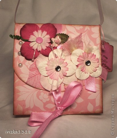 Подарочная коробка для свадебной книги фото 15