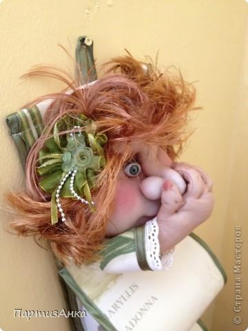 Куклы Шитьё Заставьте гостей улыбаться Капрон Ткань фото 4