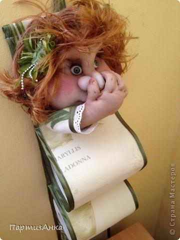Куклы Шитьё Заставьте гостей улыбаться Капрон Ткань фото 3