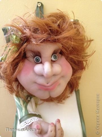 Куклы Шитьё Заставьте гостей улыбаться Капрон Ткань фото 2