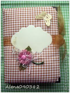 Блокноты для мамочек