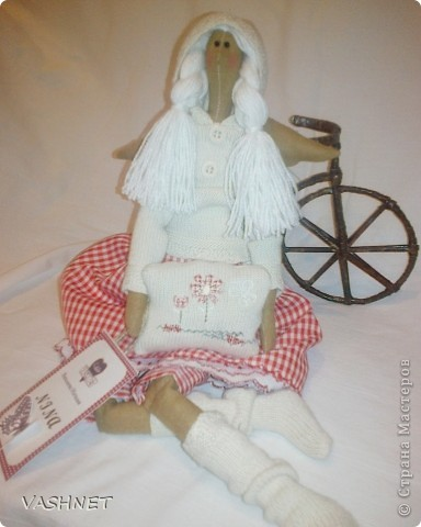 Куклы Шитьё Ангел мягкой подушки Ткань фото 5
