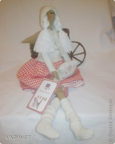 Белая и пушистая- мой ангел мягкой подушки Нина, воплощение домашнего уюта, комфорта и ласковой неги.... фото 2