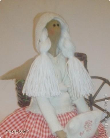 Белая и пушистая- мой ангел мягкой подушки Нина, воплощение домашнего уюта, комфорта и ласковой неги.... фото 3