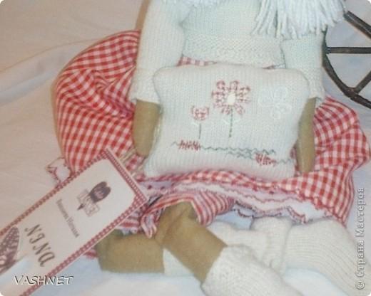 Белая и пушистая- мой ангел мягкой подушки Нина, воплощение домашнего уюта, комфорта и ласковой неги.... фото 4