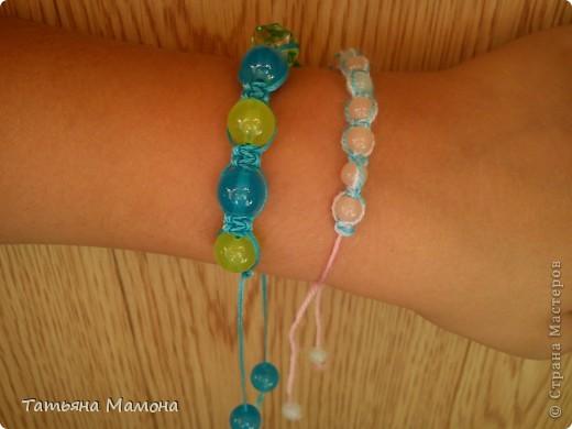 Доцины браслеты (ШАМБАЛА) фото 1