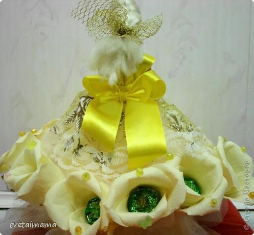 Подарок на 1 сентября.Мама сделала для внучки. фото 3
