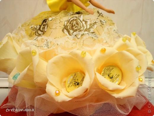 Подарок на 1 сентября.Мама сделала для внучки. фото 5