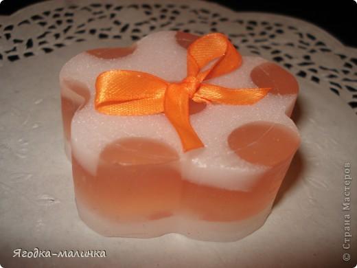 Оранжевая пуговка фото 1