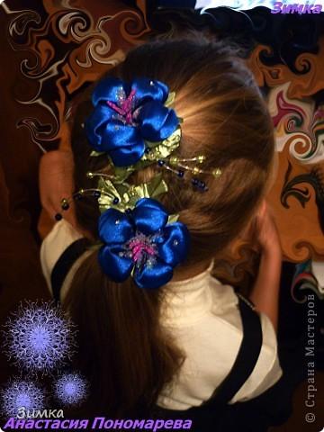 """Резинки для волос """"КОЛОКОЛЬЧИКИ"""" в подарочных коробочках  фото 11"""