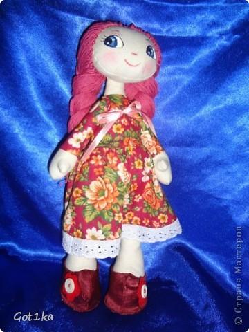 Мои новые куколки