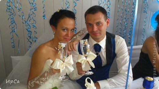 Такой вот наборчик подготовила на свадьбу моей сестры фото 11