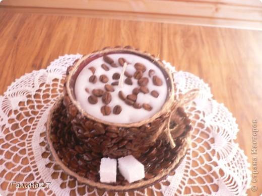 Бонсай топиарий Моделирование конструирование поделки из кофе Бумага Клей Пенопласт Продукты пищевые Шпагат фото 3