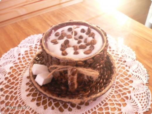 Бонсай топиарий Моделирование конструирование поделки из кофе Бумага Клей Пенопласт Продукты пищевые Шпагат фото 5