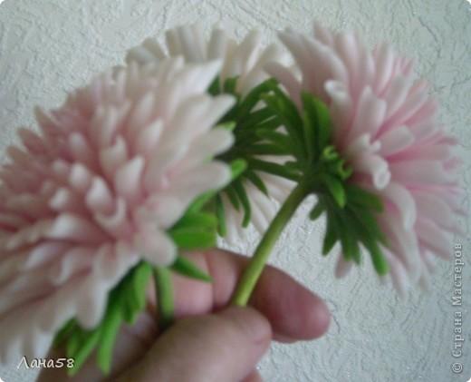 букет из хризантем фото 9